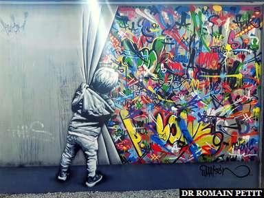 Fresque murale à Wynwood Walls à Miami 8