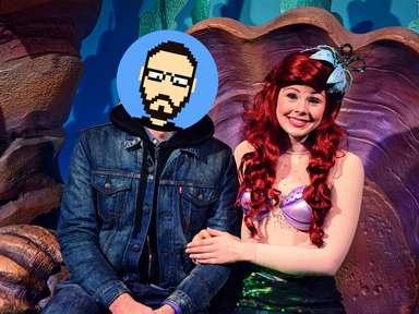 Rencontre avec Ariel (La Petite Sirène) à Magic Kingdom Park
